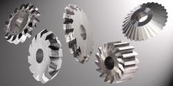 Fraises scies de forme